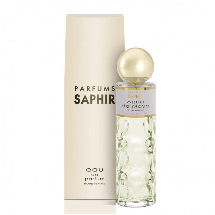 SAPHIR Women EDP Agua de Mayo, 200 ml