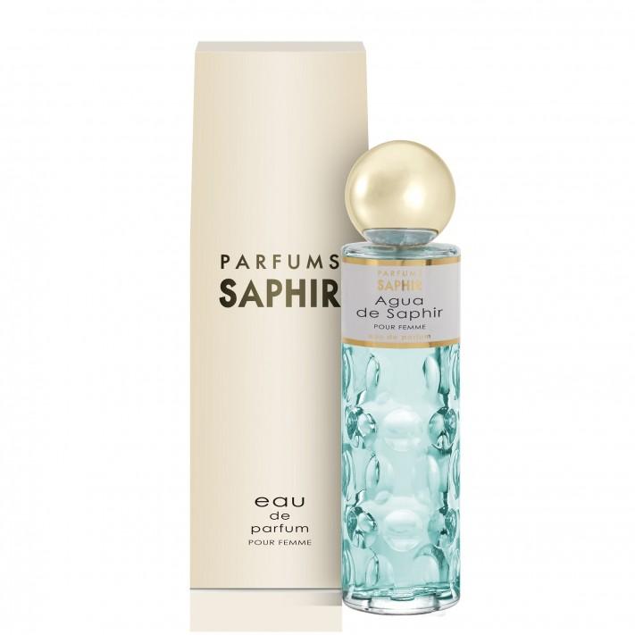 SAPHIR Women EDP Agua, 200 ml