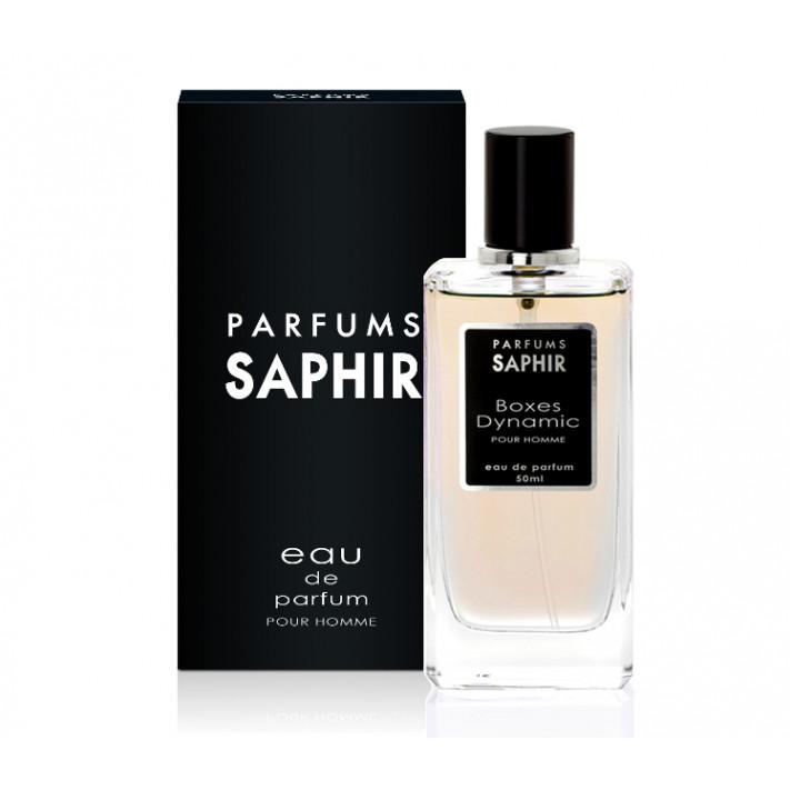 SAPHIR MEN EDP Boxes Dynamic, 50 ml