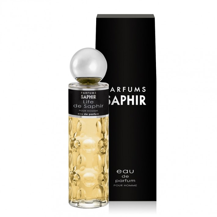 SAPHIR MEN woda perfumowana Life, 200 ml