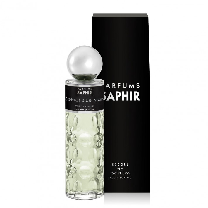 SAPHIR MEN EDP Select Blue, 200 ml