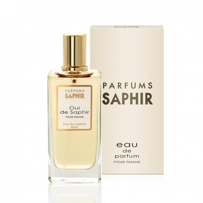 SAPHIR Women Woda perfumowana Oui, 50ml