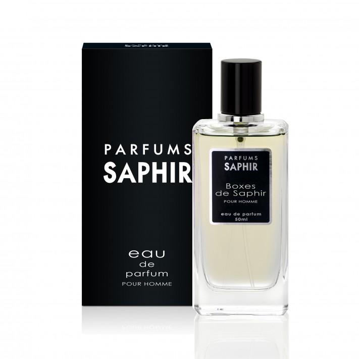 SAPHIR Men Woda perfumowana Boxes, 50 ml