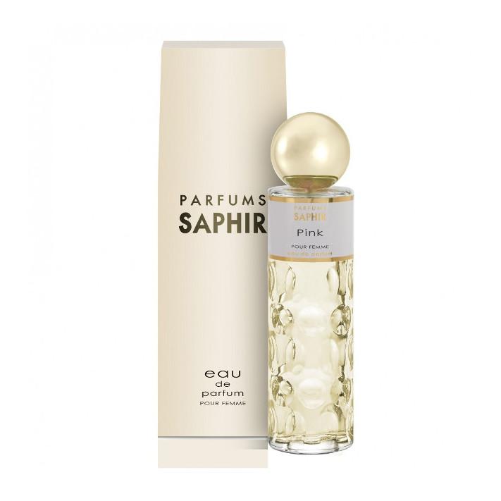 SAPHIR Women Woda perfumowana Pink,...