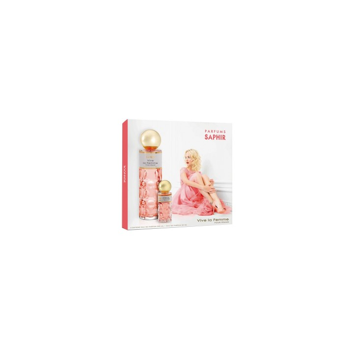 SAPHIR Women Woda perfumowana Vive la...